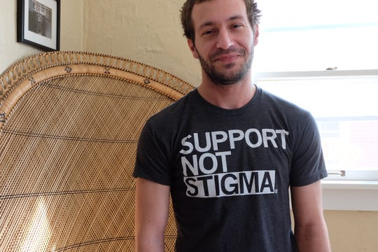 Andy Beeler actively supported his community as the services coordinator for the Iowa Harm Reduction Coalition before loved ones say he died of an accidental overdose March 5, 2019.