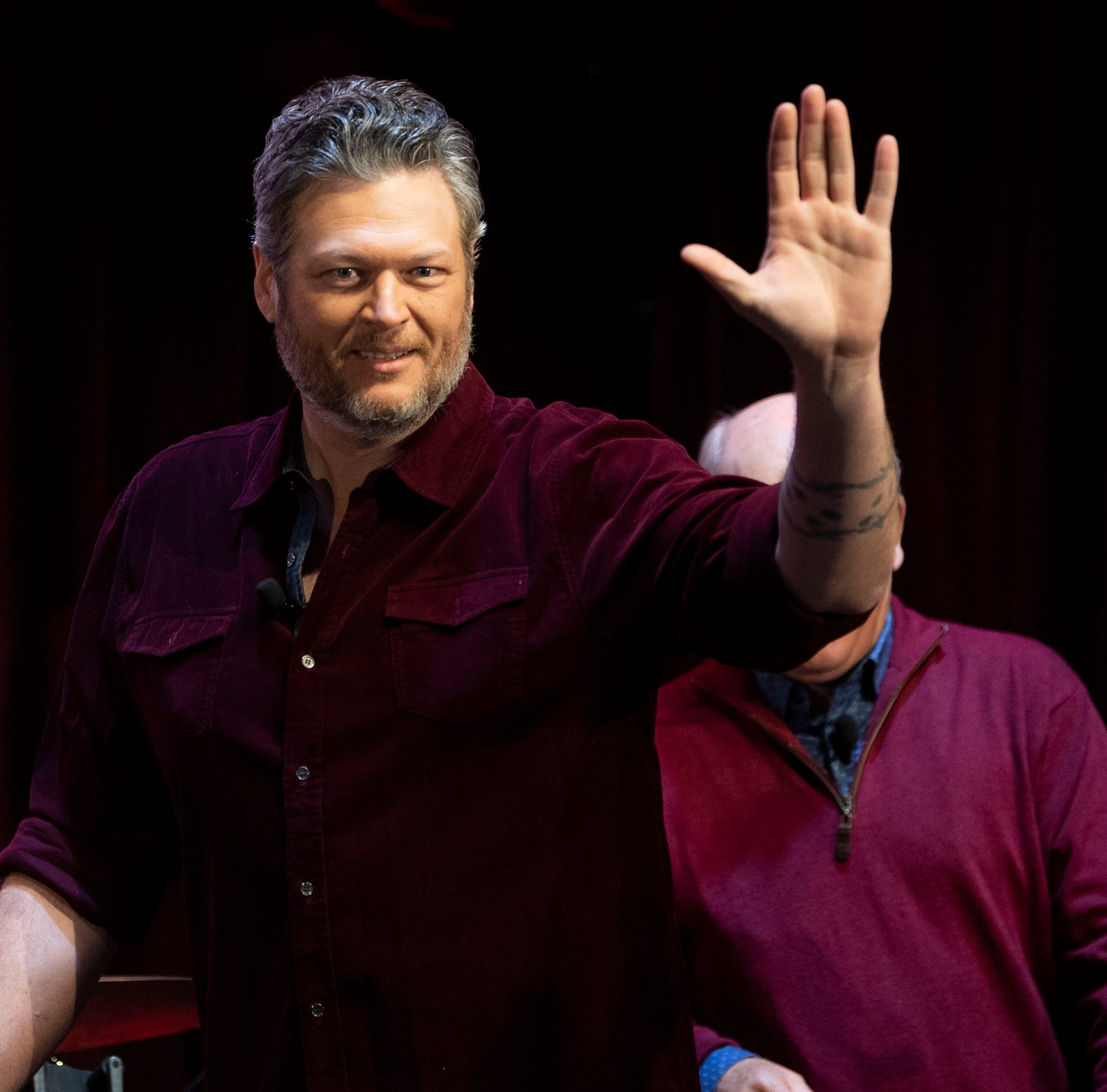 Blake Shelton on Ole Red Gatlinburg: ' ... this is my favorite of the three'
