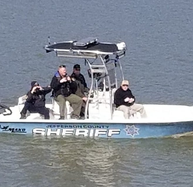 Body found in bag on shore of Douglas Lake might be man named Gerald, authorities say
