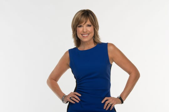 "ESPN's Hannah Storm will be the featured speaker at the Kentucky Derby Festival's  ""They're Off"" luncheon April 12, 2019."