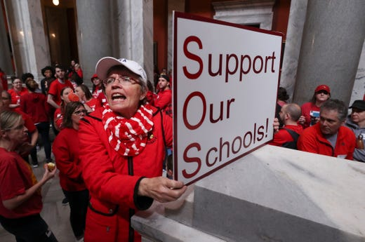 Kentucky bills that closed schools are dead, lawmakers say