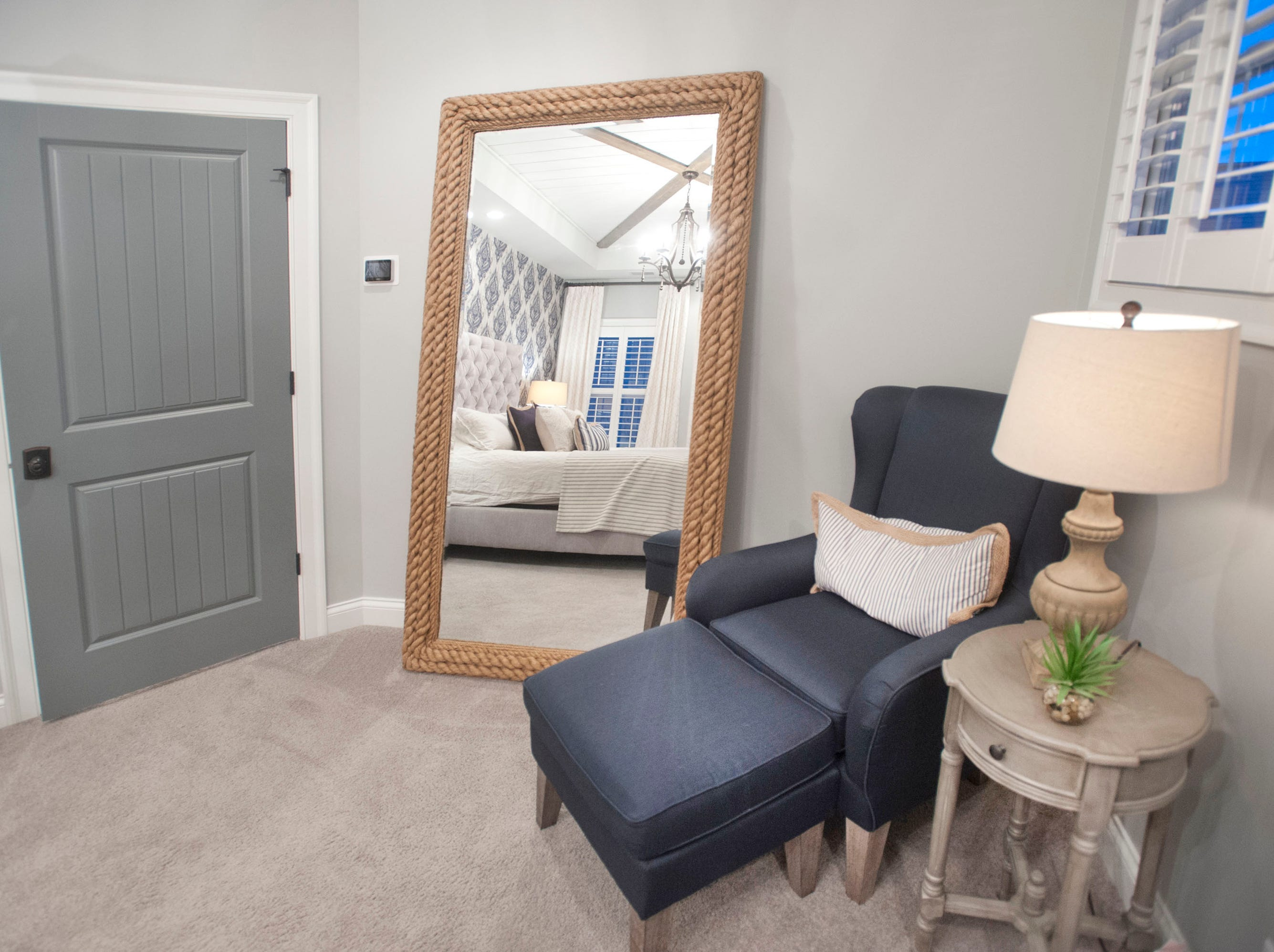 The Hannah master bedroom on the 2nd floor.01 March 2019