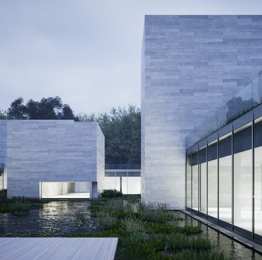 Sustainability takes center stage at Maryland's Glenstone Museum