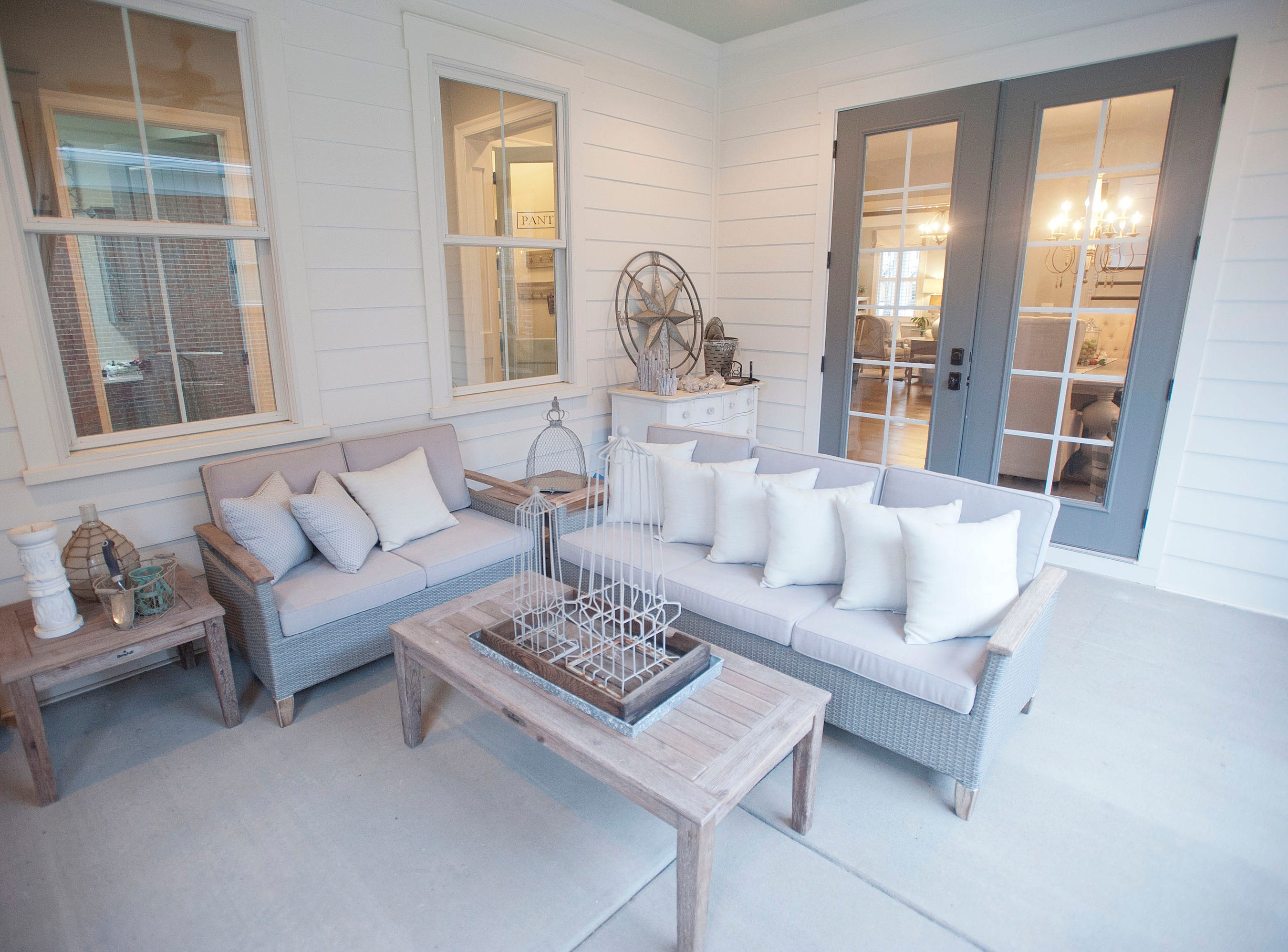 An outside deck is just off the dining room.01 March 2019