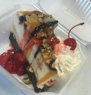 Everything is Cheesecake is open three days a week, Friday through Sunday, at a kitchen-equipped trailer that sits at 4400 S. Martin Luther King Blvd. in Lansing, Mich.