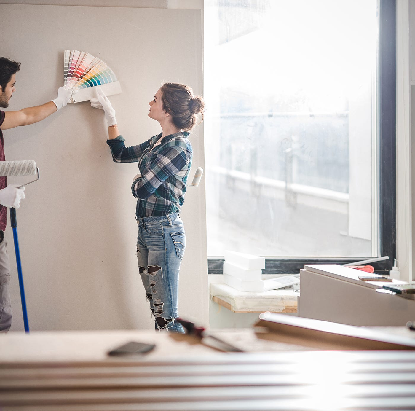 Homeowners More Likely to take on D.I.Y. Remodels, Says REALTOR® Survey