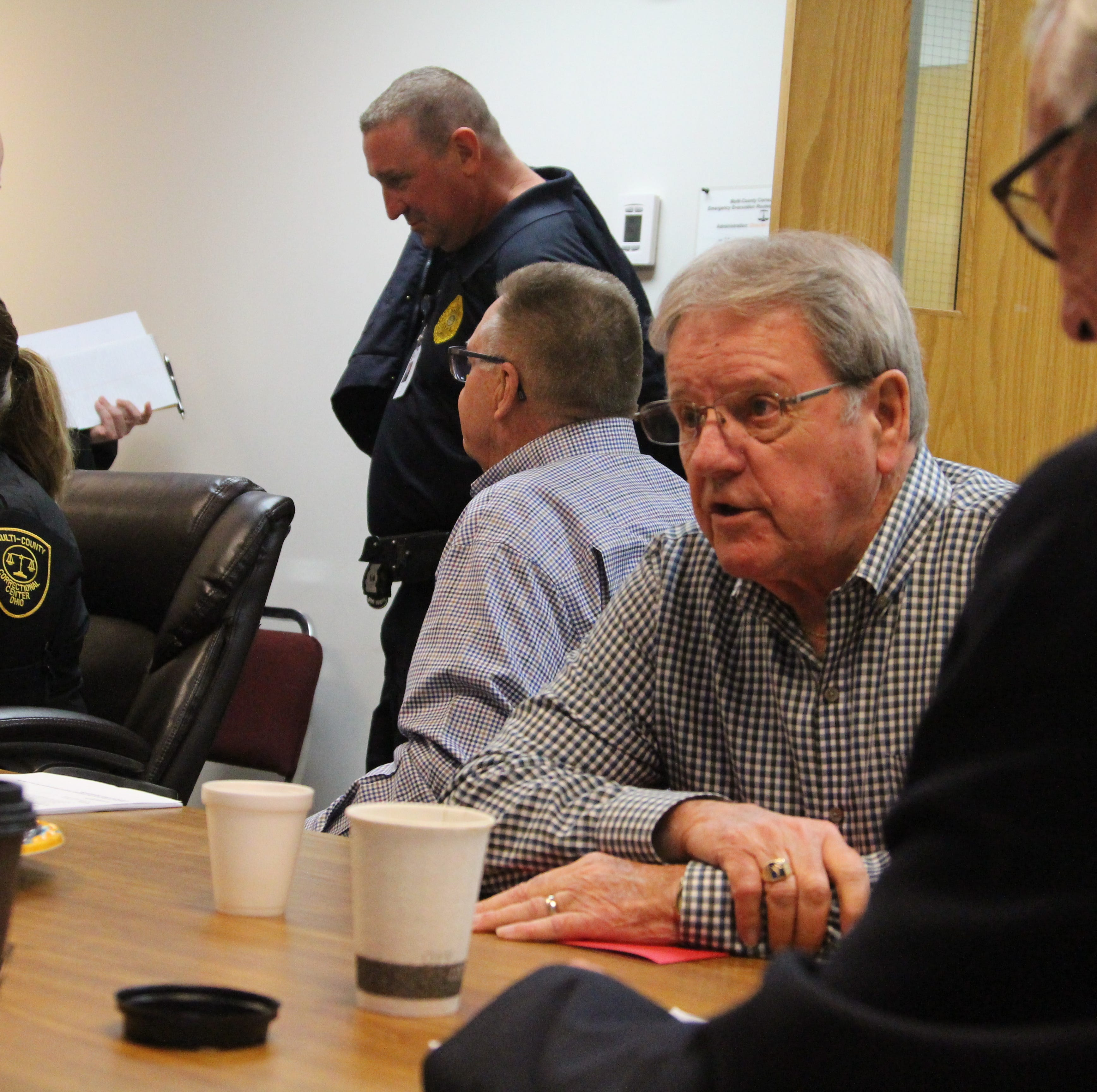 Marion officials exploring options to relieve overcrowded jail