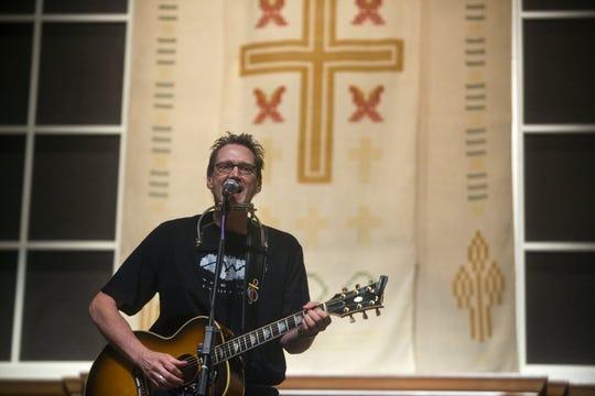The Rev. John Kilzer, minister at St. John's United Methodist Church, on Oct. 22, 2010.