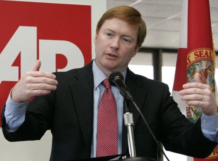 Florida Agriculture Commissioner Adam Putnam.