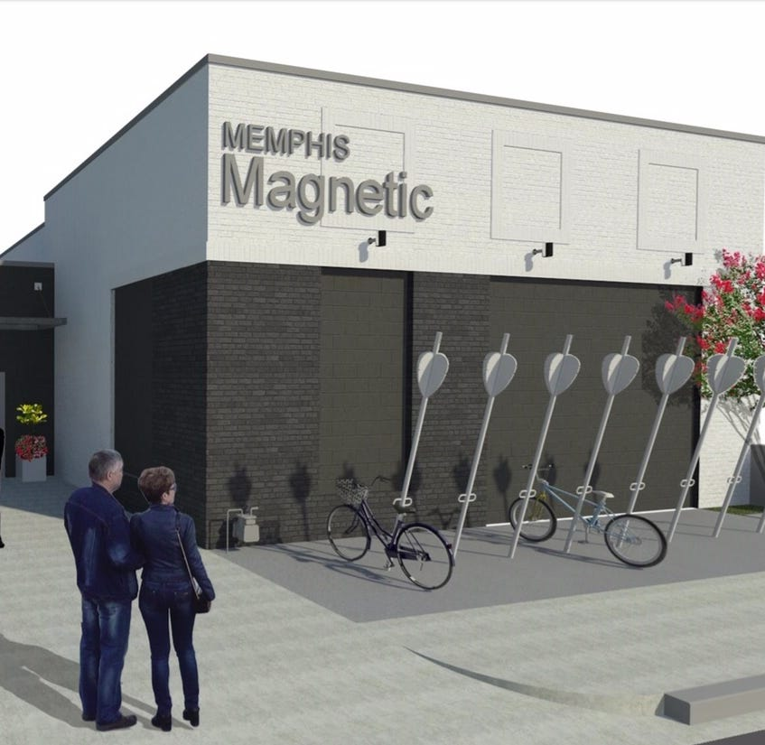 Memphis Magnetic Recording Co. opens in South City neighborhood