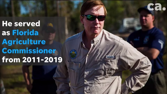 The Florida native and former front-runner for governor, Adam Putnam was named CEO of Ducks Unlimited.