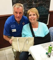 Knights of Columbus San Marco Council #6344 held a Bingo charity night March 7. The Coach bag winner was Jackie Tallent of Marco Island.