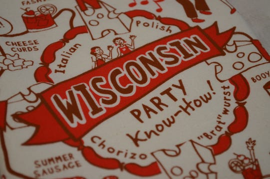 "HANmade Milwaukee's ""Wisconsin Party Know-How!"" design came out at the end of 2016."