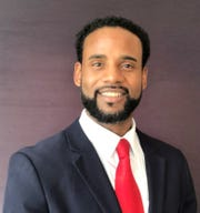 Kevel Anderson is running for seat six on the Menomonee Falls Village Board.