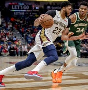 New Orleans Pelicans star Anthony Davis will be the center of trade speculation this summer.