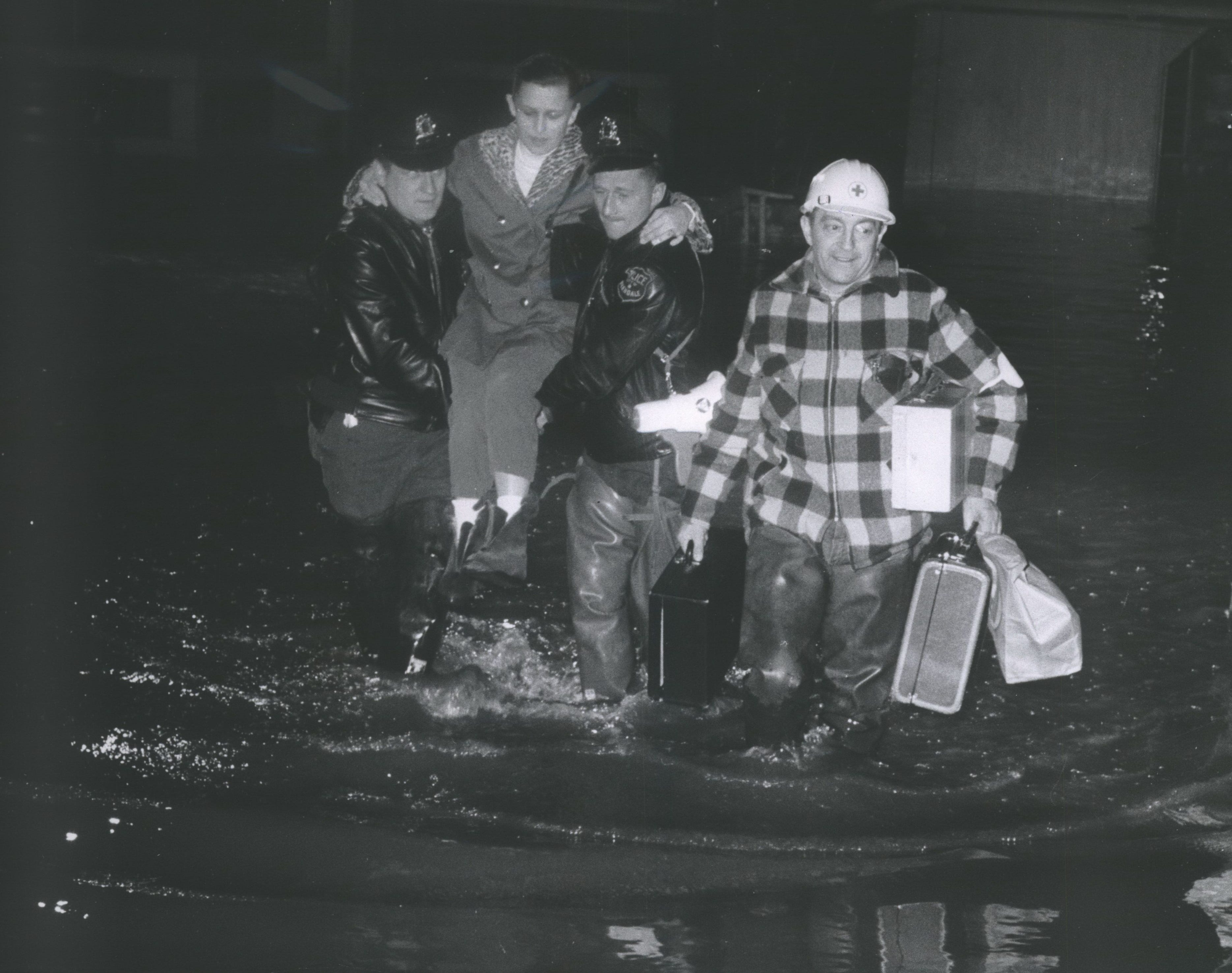 When all the rivers rose: Milwaukee's spring flood of 1960