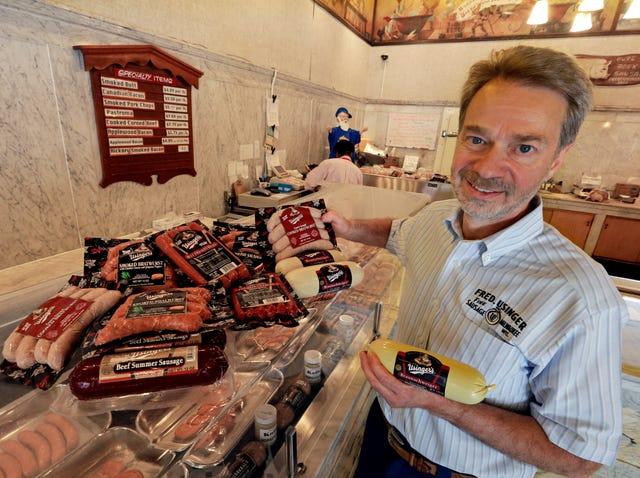 Strong Wisconsin foods like smelt, blood sausage test taste buds