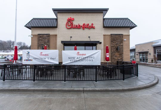 Chick-fil-A is planning to open a Novi location in the former Denny's Restaurant location.
