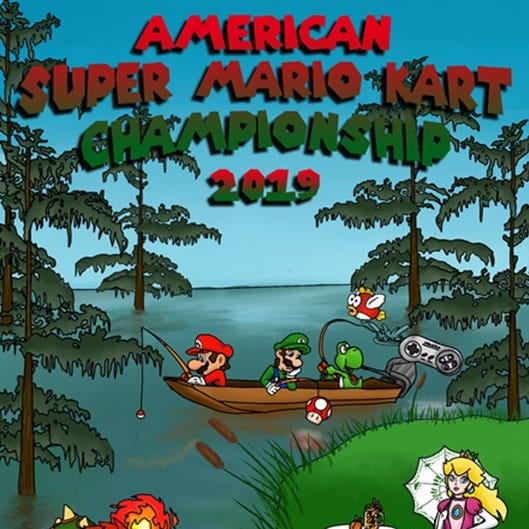 Inaugural American Super Mario Kart Championships come to Monroe