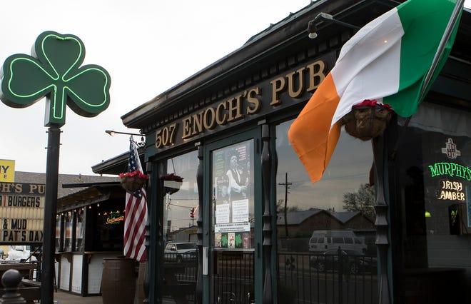Enoch's Irish Pub & Café will hold it's annual St. Patrick's Day event to raise funds for to the local chapter of St. Vincent de Paul Community Pharmacy on Tuesday.