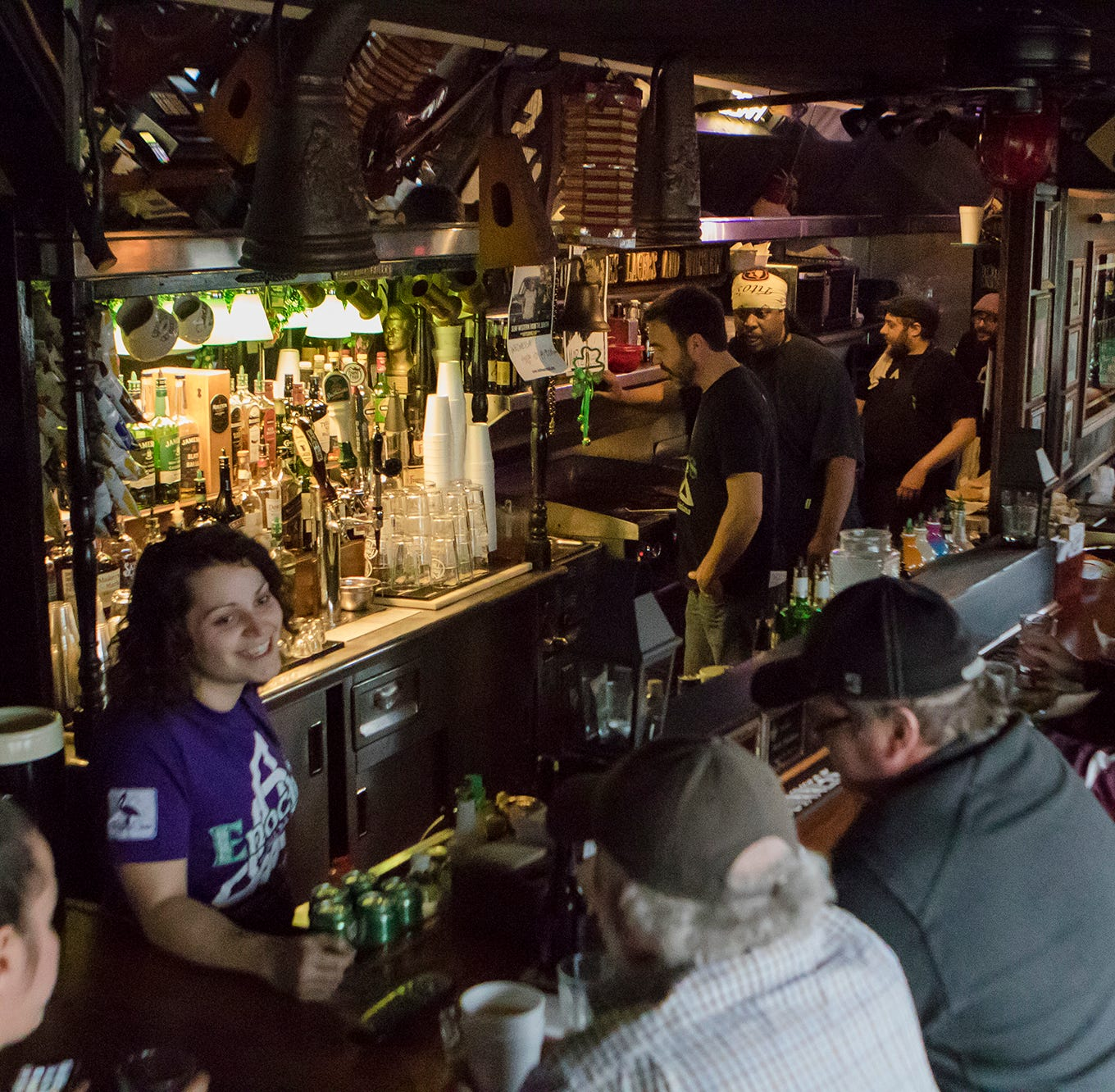 Enoch's celebrating 40th St. Paddy's Day, entering fourth decade in business