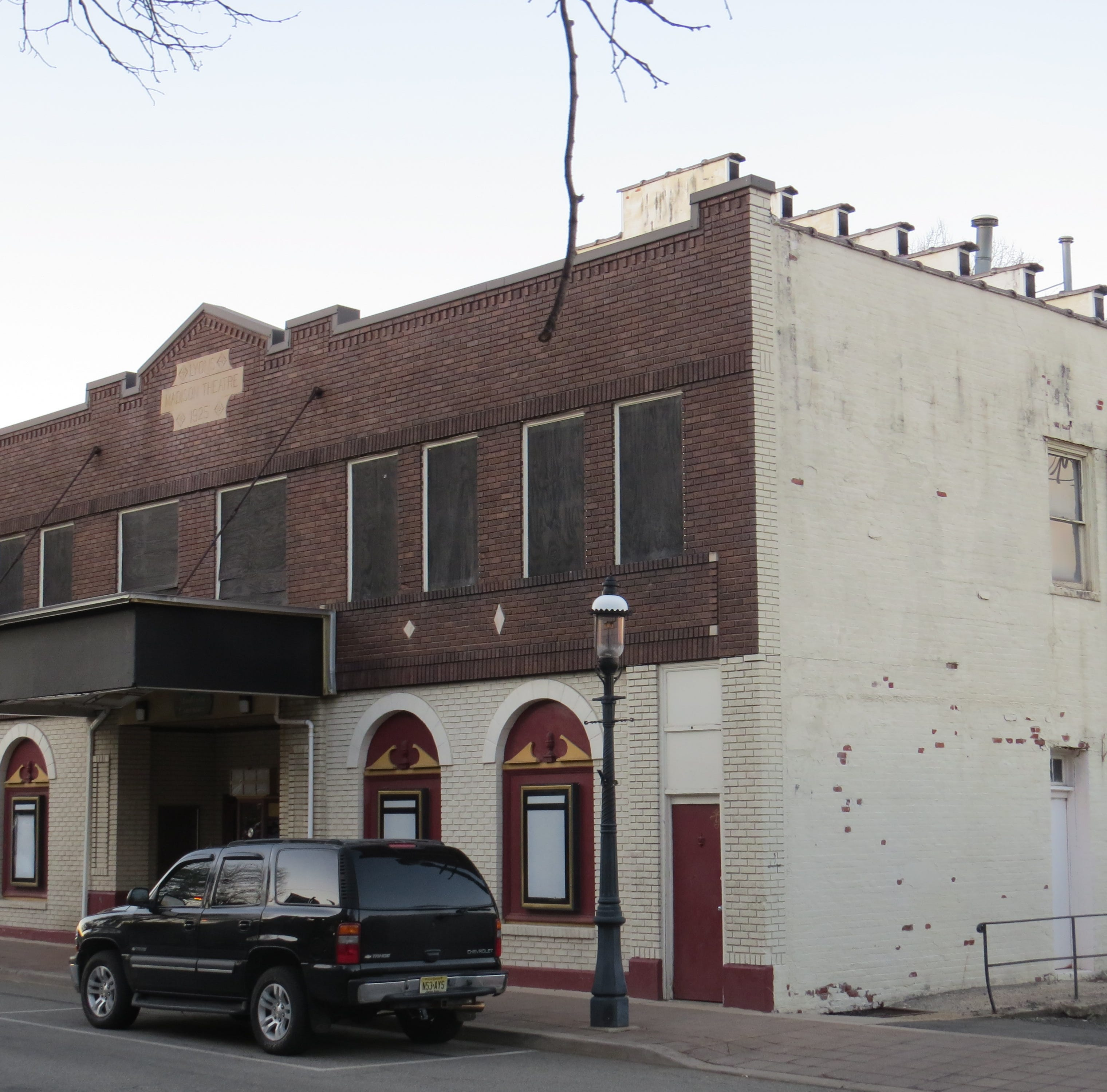 Wrecking ball still looms for historic Madison Theatre