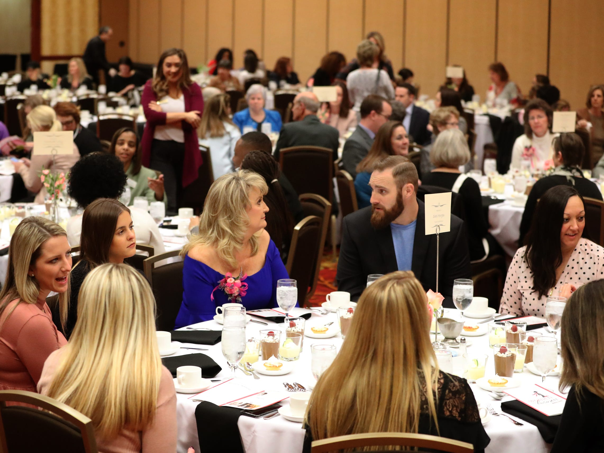 Murfreesboro Magazine held the 2019 Women in Business Luncheon on Tuesday, March 12, 2019, at the Embassy Suites Murfreesboro.