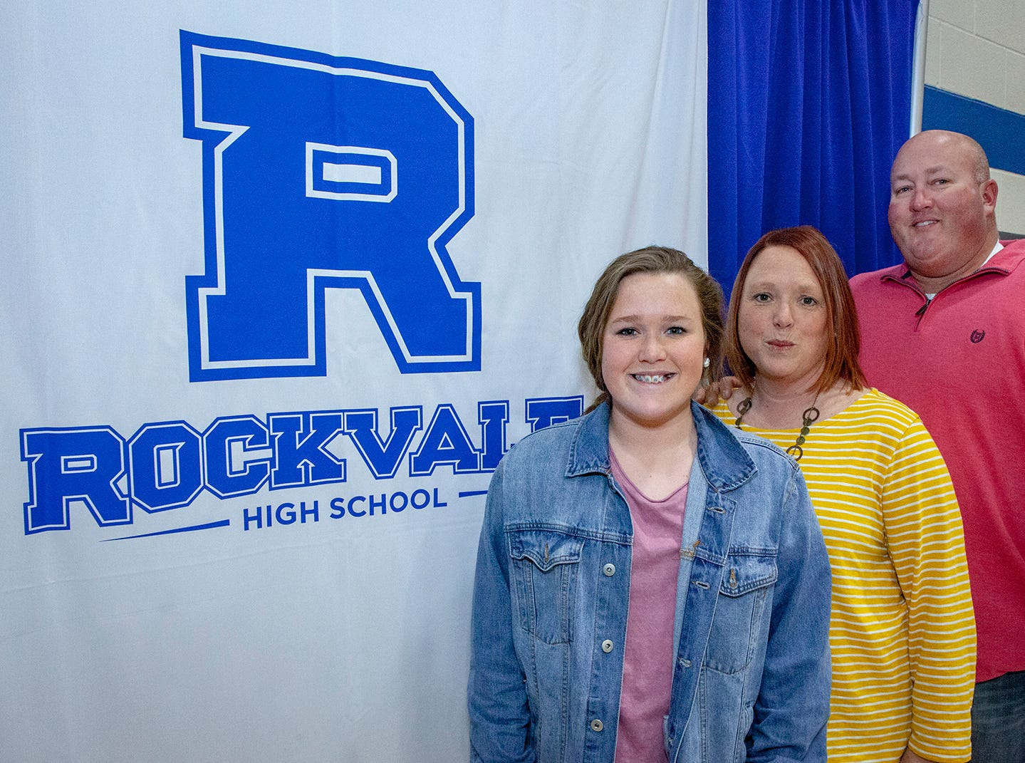 Rockvale High School open house was held March 7, 2019, at Rockvale Middle.