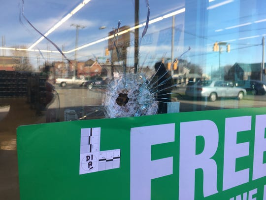 Metro Nashville Police are investigating a shooting at the O'Reilly Auto Parts store in Germantown left one in critical condition.