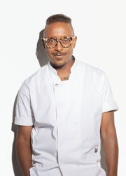 """Gregory Gourdet, Star of """"Top Chef Season 12"""""""