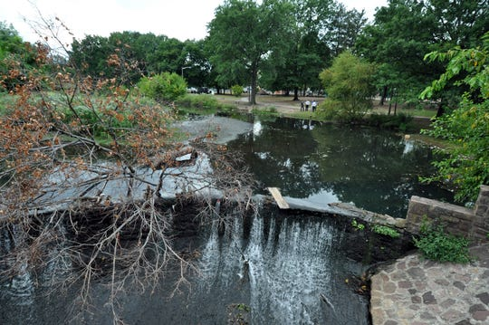 The 2019 Passaic County budget contains funding to continue the restoration of Weasel Brook Park in Clifton.