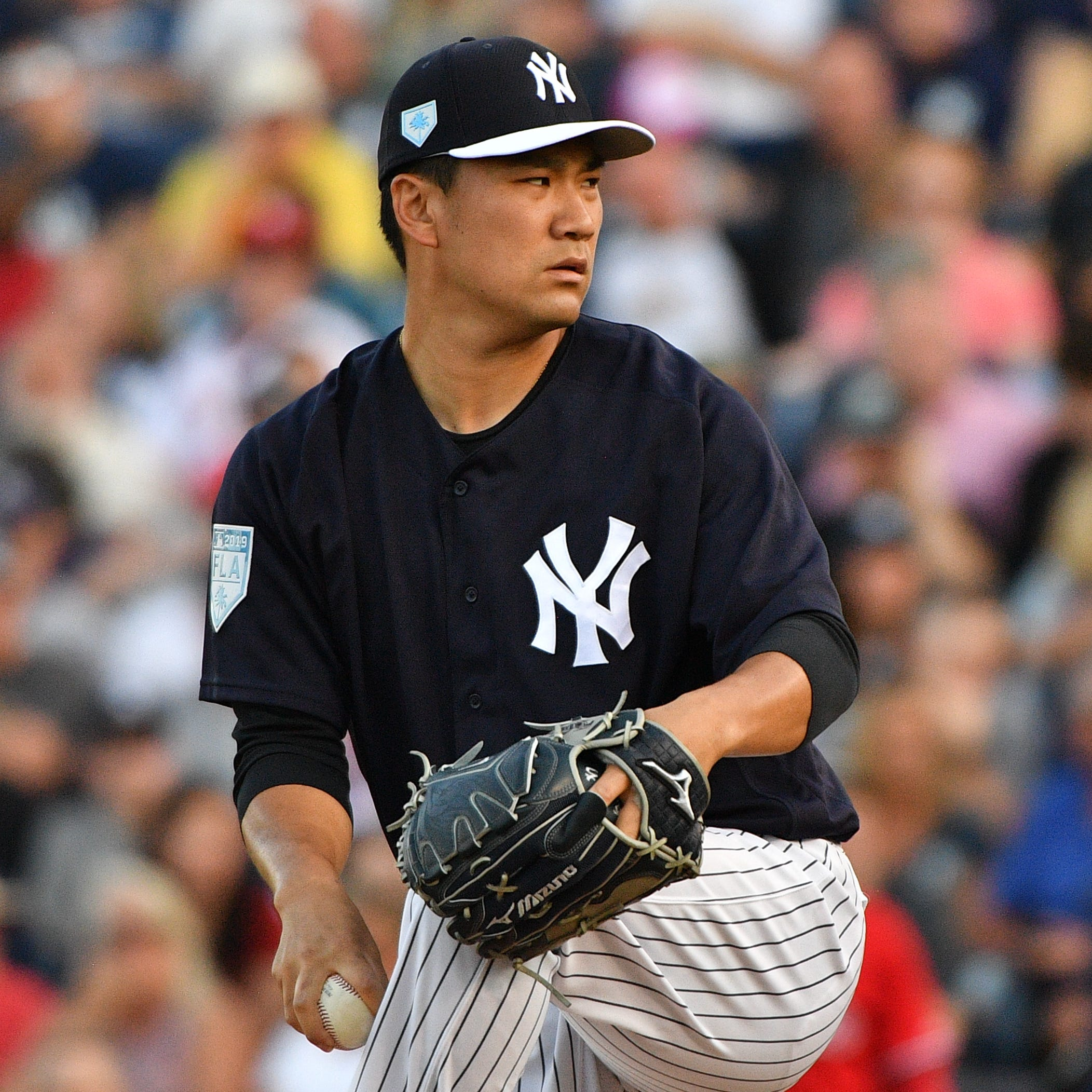 Masahiro Tanaka seeks first opening day win with the Yankees