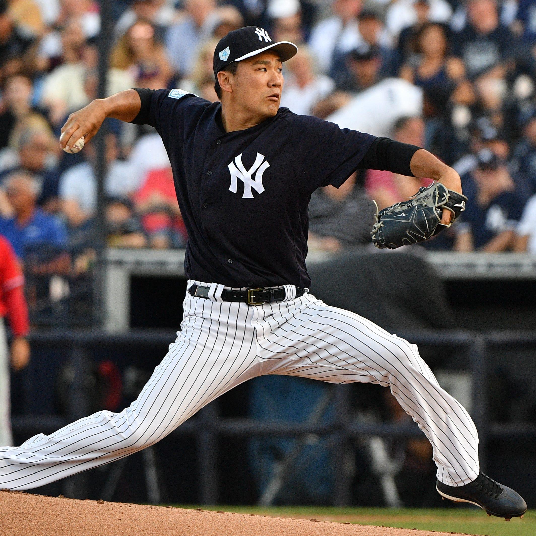 New York Yankees, Baltimore Orioles announce starting lineups for Thursday season opener