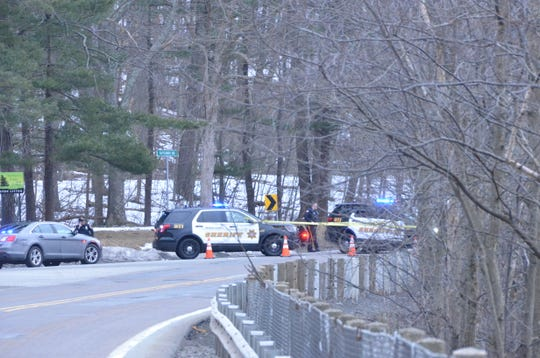 Two men were killed in a head-on collision that closed Greenwood Lake Turnpike in Ringwood Wednesday afternoon, authorities said.