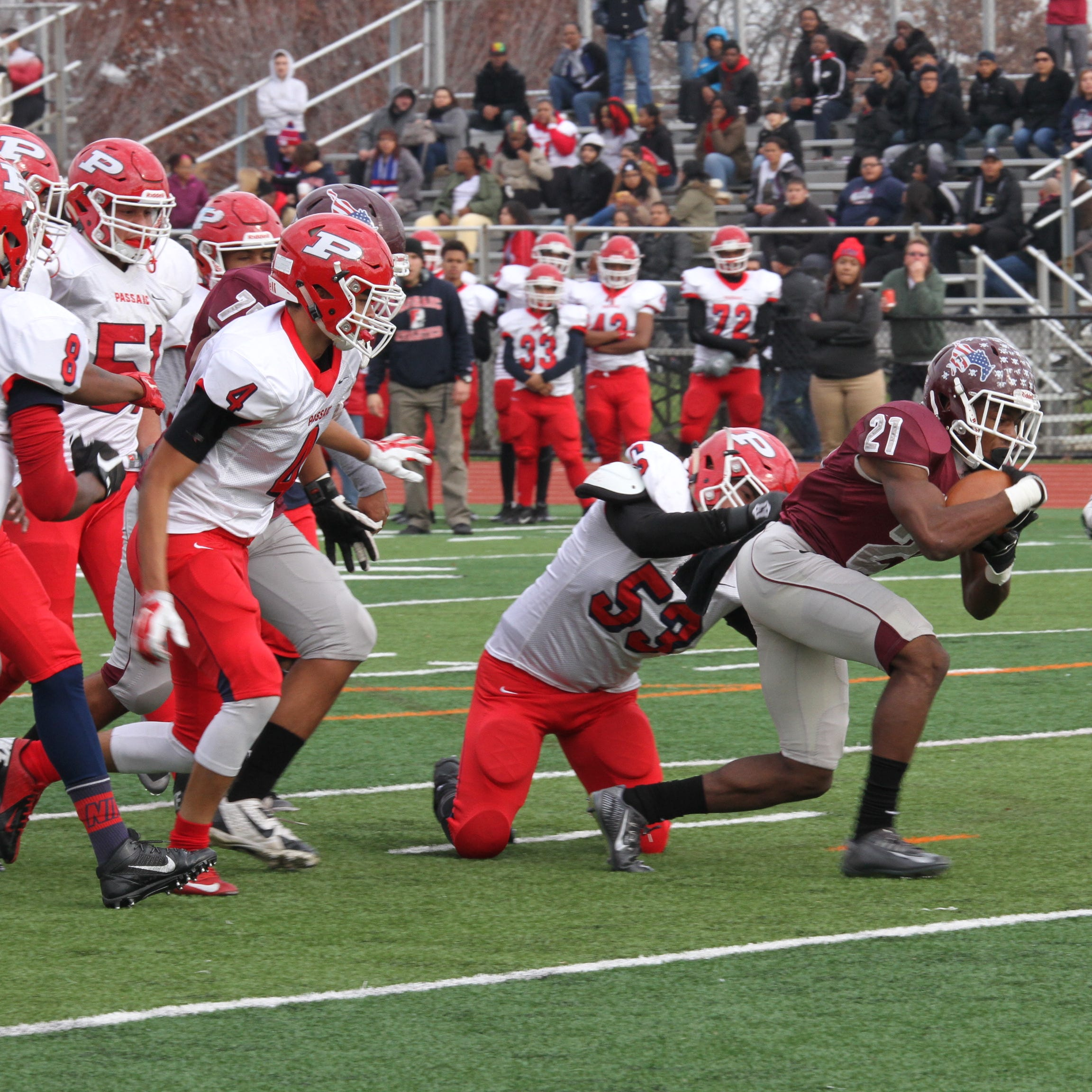 No more Thanksgiving Day football game for Clifton and Passaic high schools