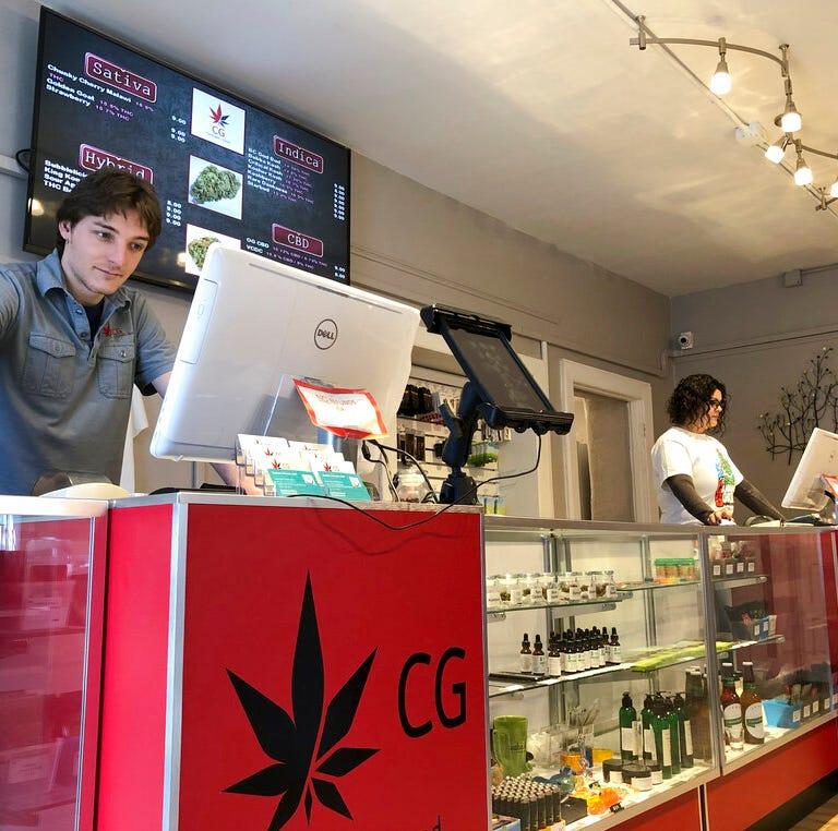 New Mexico might become first in nation to endorse state-run medical marijuana shops