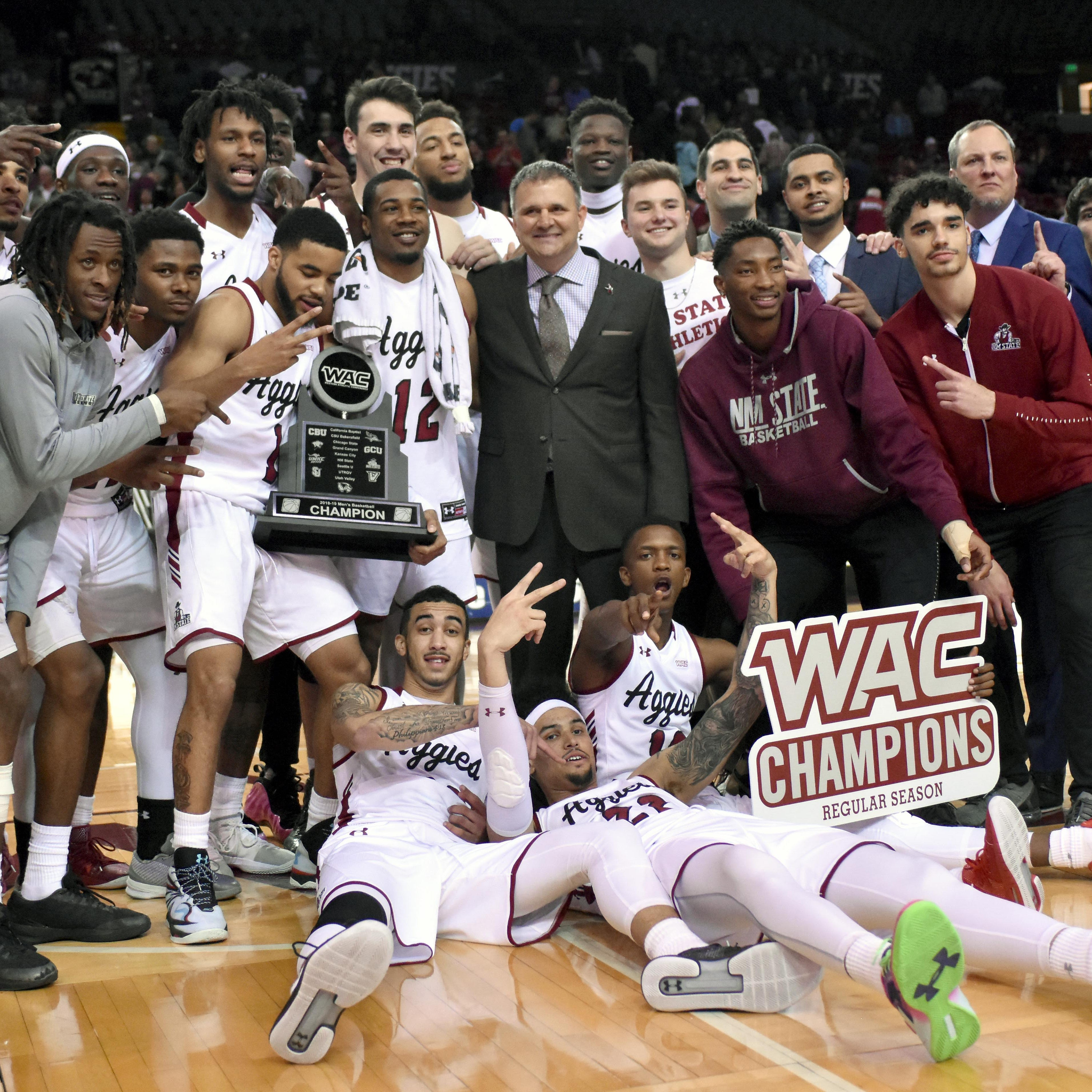 New Mexico State's loss in last year's NCAA Tournament prompts changes to style of play