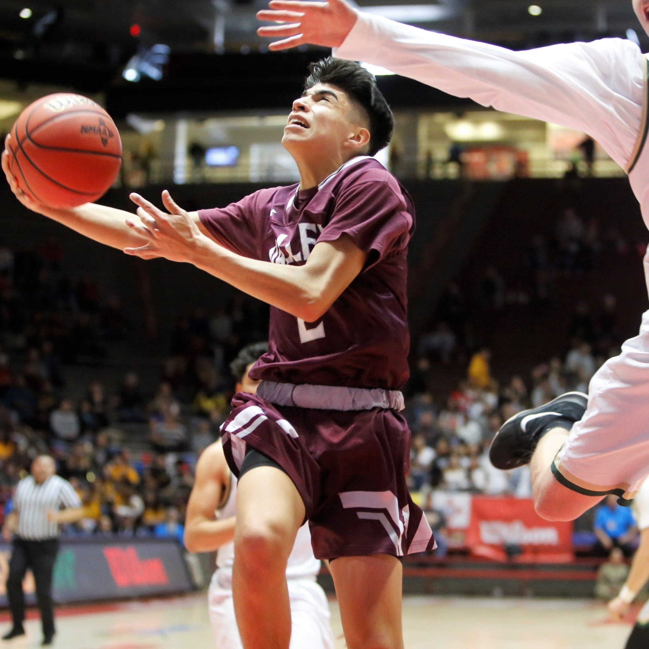 LIVE: NMAA State Basketball Tournament Updates - Day 2: Holcomb bests McCurdy