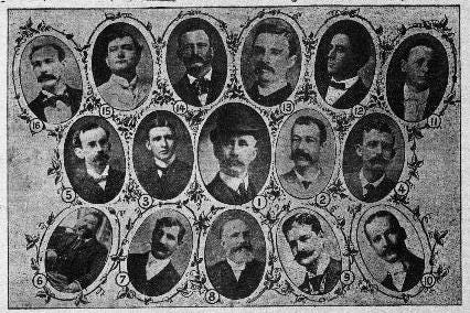 The Opelousas Progressive League, a coalition of merchants in the early 20th century.