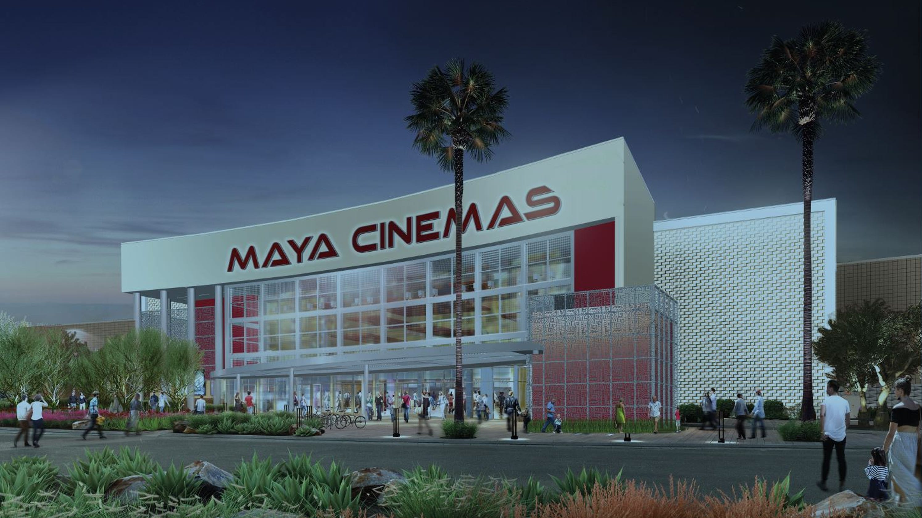 Maya Cinemas Planned For Indio Part Of Ceo S Vision To Bring Back Theaters Latino Neighborhoods