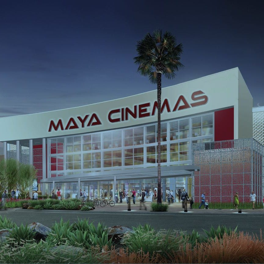 Maya Cinemas planned for Indio part of CEO's vision to bring back theaters to Latino neighborhoods