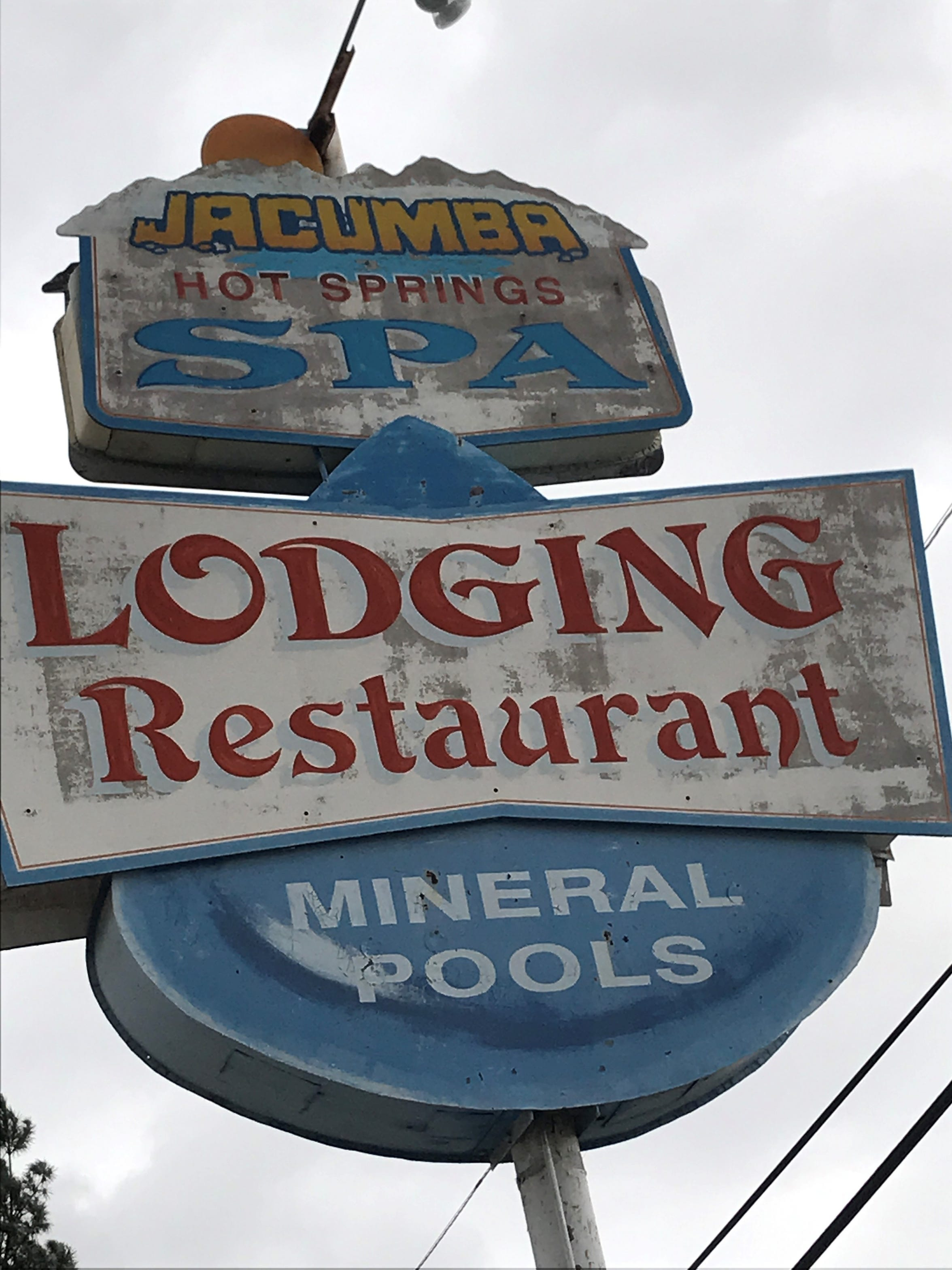 Natural mineral waters at Jacumba Hot Springs, Calif., have drawn humans and wildlife for thousands of years