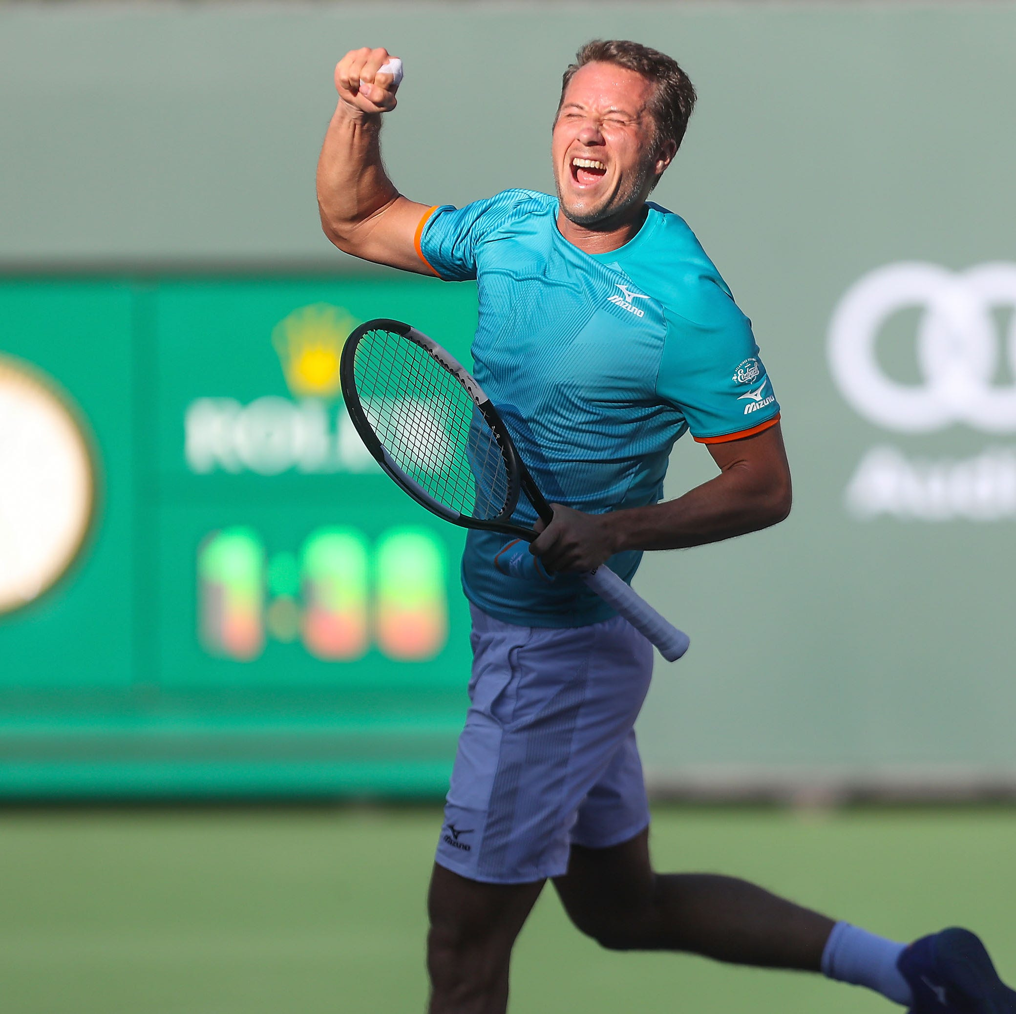 Players were asked to choose their walkout music at Indian Wells. What did they pick?