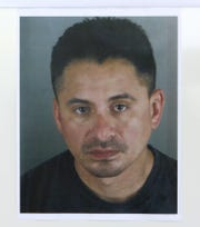 The booking photo of Jesse Perez Torres, who was charged in the July 15, 2010 kidnapping and murder of 17- year-old Norma Lopez in Moreno Valley.