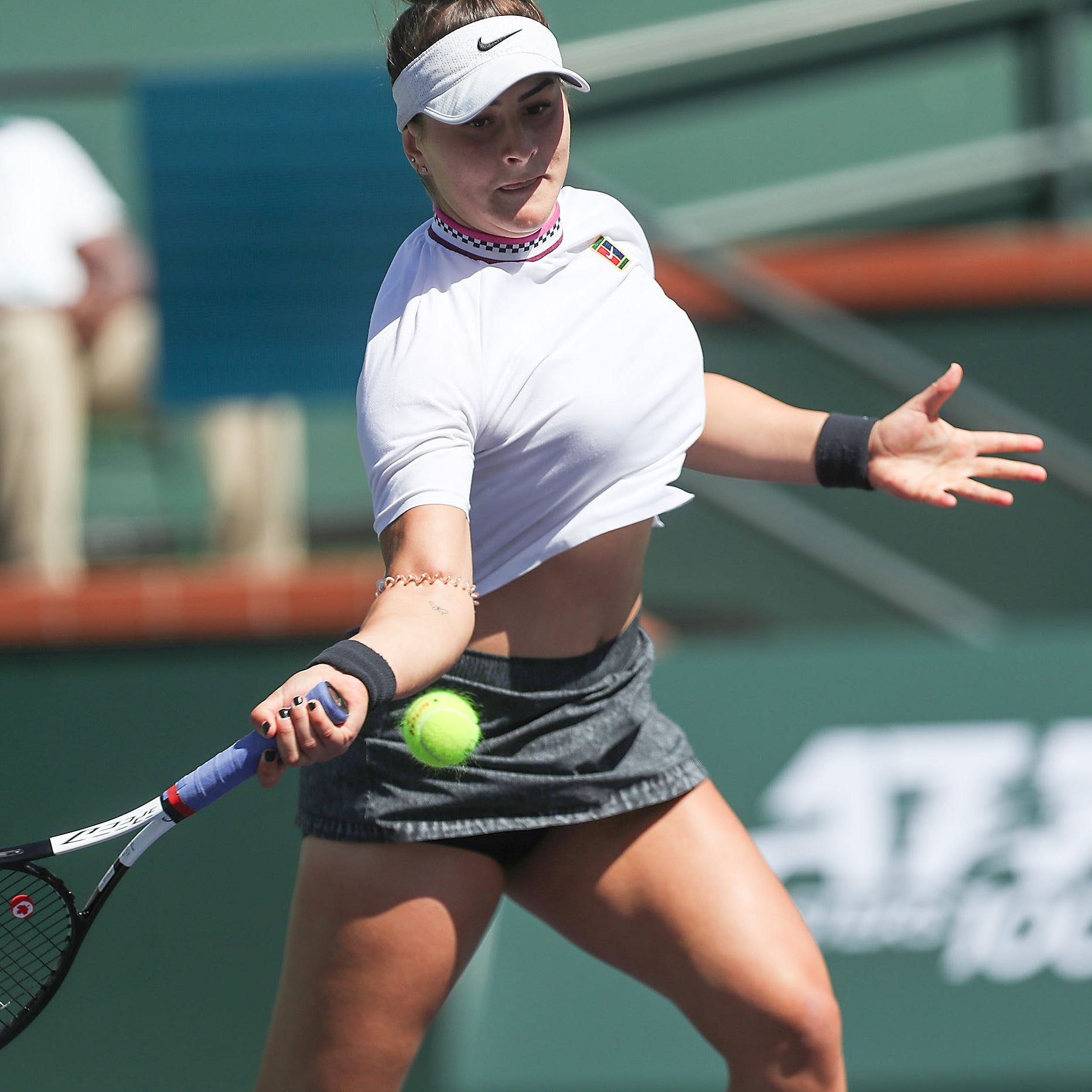 Indian Wells women's final: Can 18-year-old Bianca Andreescu finish historic run?