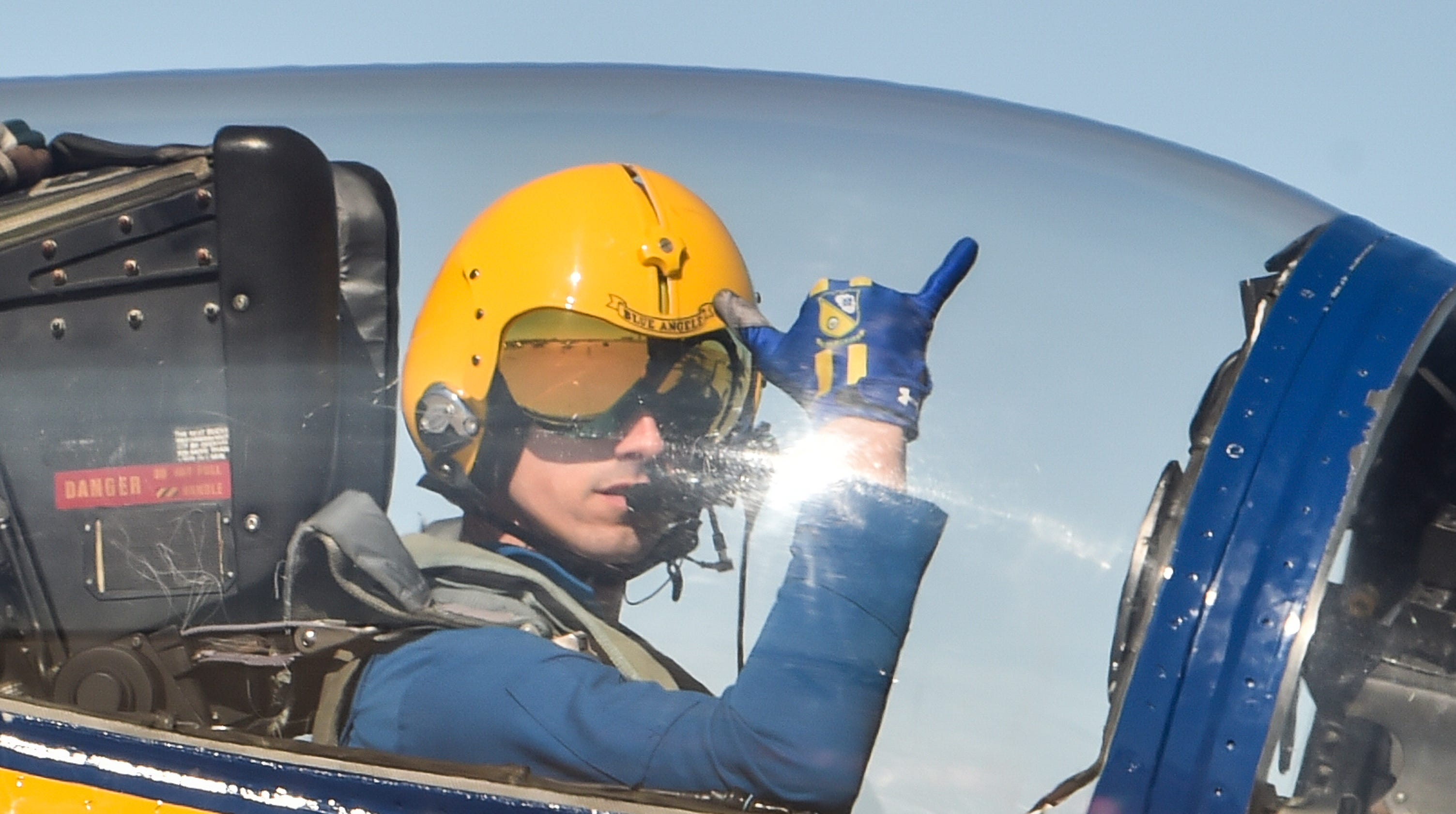 c4d75d354f4 Blue Angels return to Pensacola has new pilot excited for 2019 season