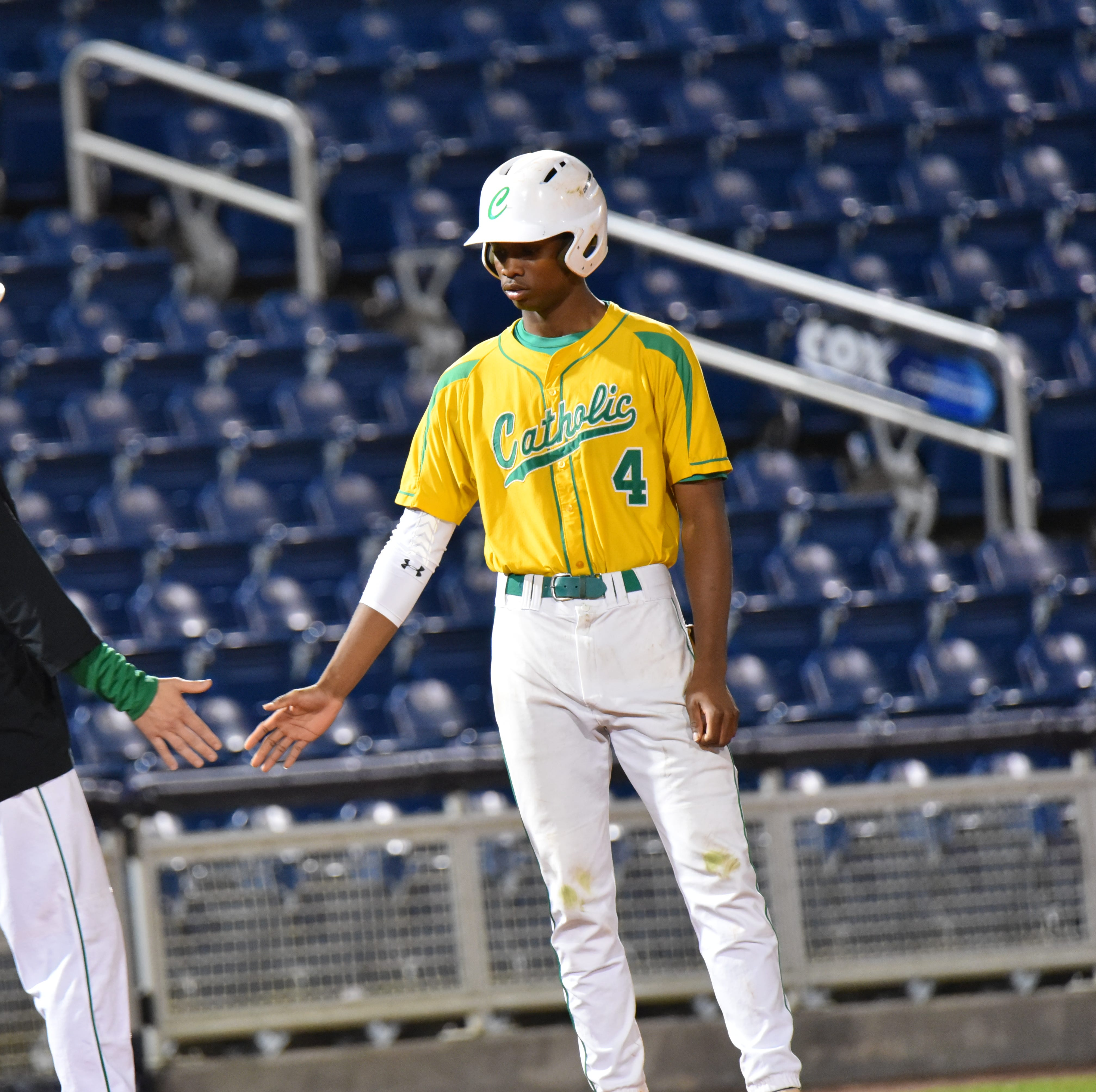 Catholic bats silenced as Episcopal ends Currie's first season leading alma mater