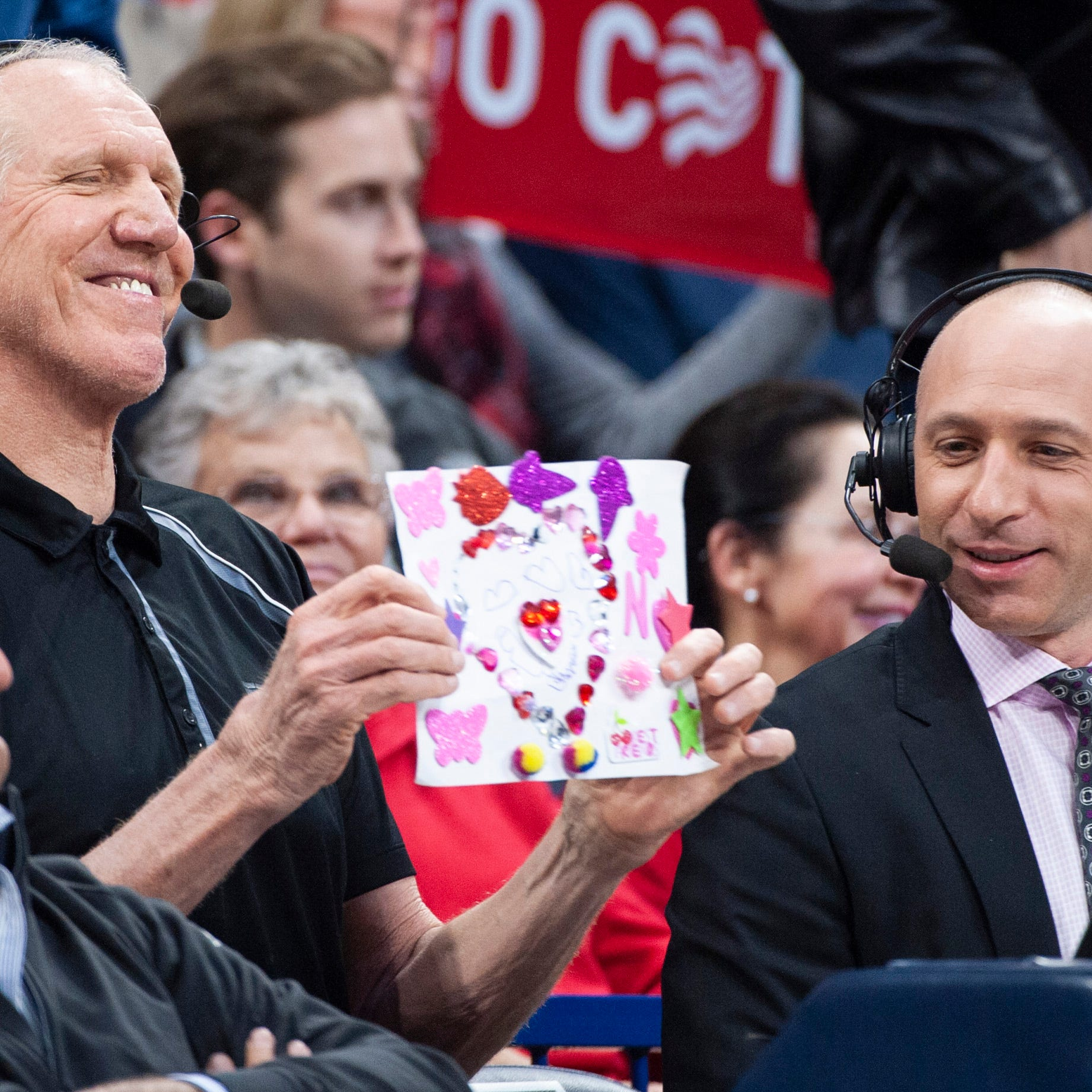 'Detroiters' producer turns ESPN's Bill Walton and Dave Pasch into fictional crime fighters