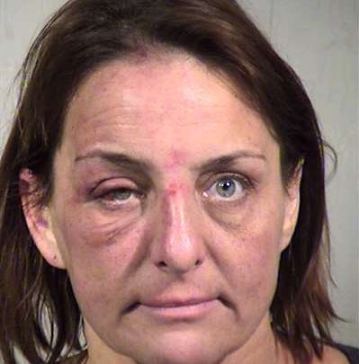 California woman accused of wrong-way driving while drunk on I-10, causing crash with semi, DPS vehicle