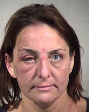 Barbara Hill, 46.